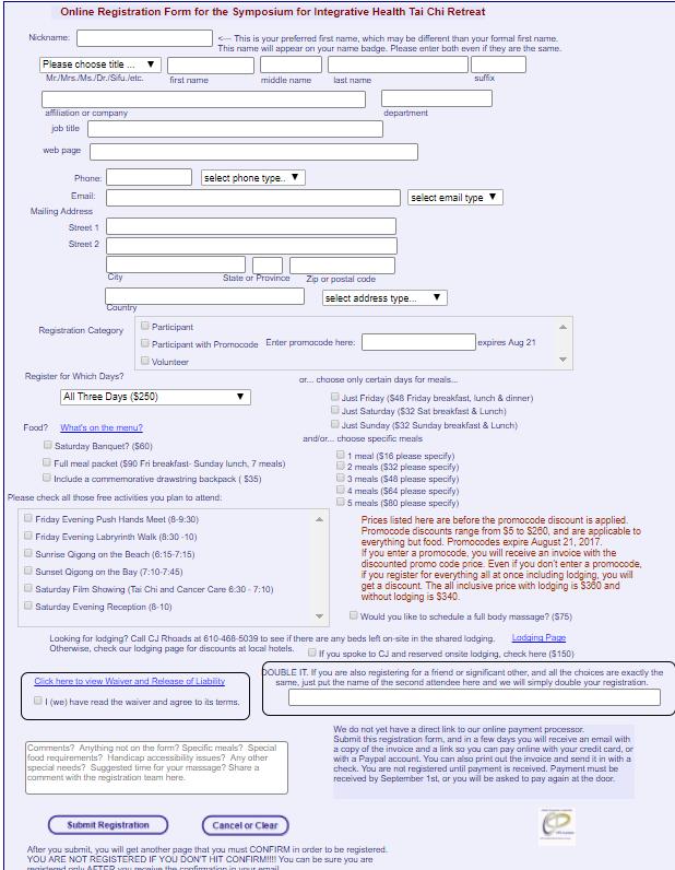 check register online